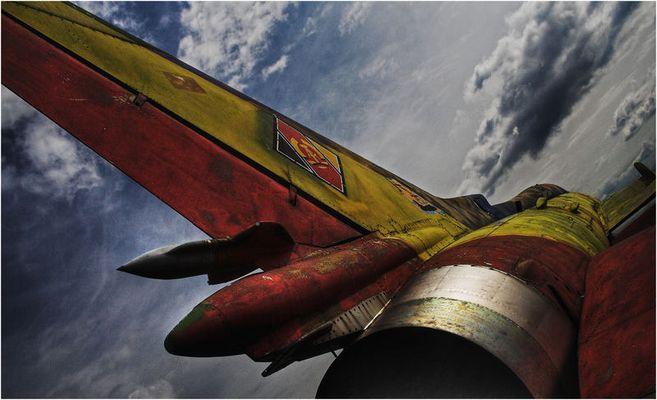Alte Su-22 TM
