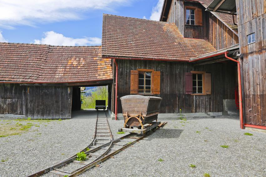 alte Torfmühle