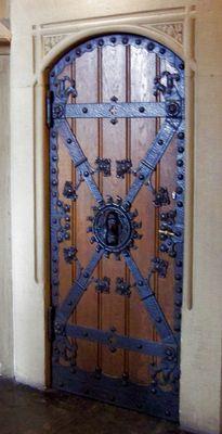 Alte Tür!