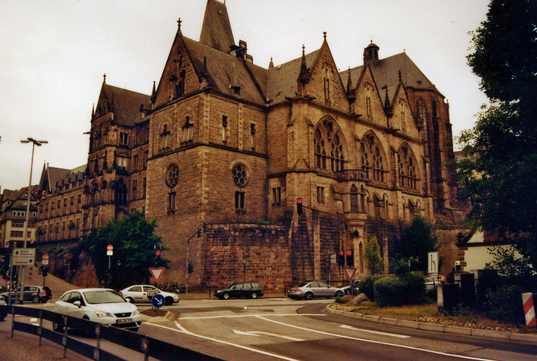 Alte Universität Gebaude Marburg