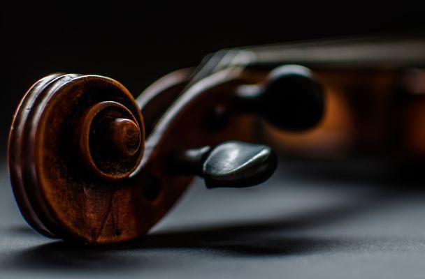 Alte Violine