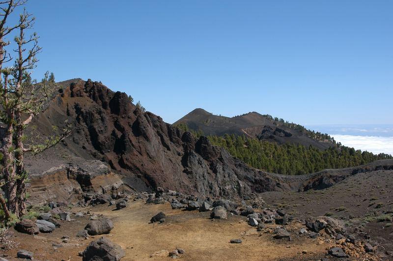 alte Vulkane