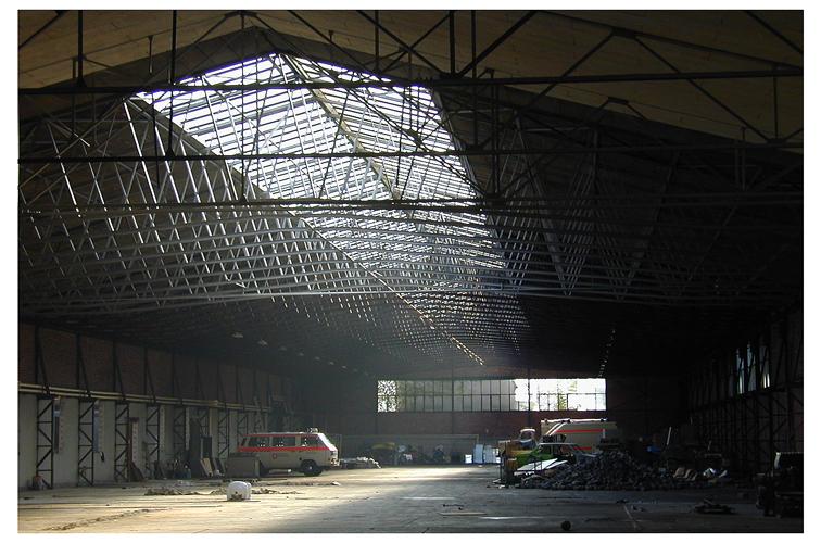 alte Werkshalle II