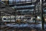 Alte Werkshallen