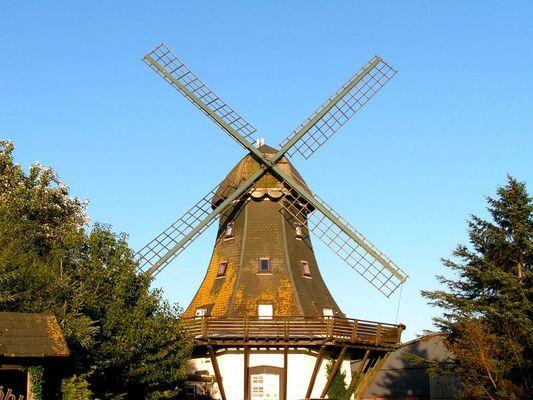 ***Alte*** Windmühle***