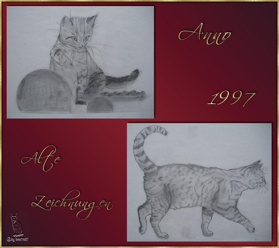 Alte Zeichnungen