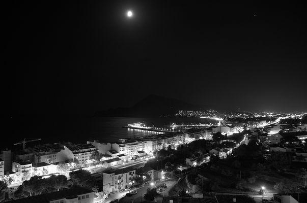 Altea by night...