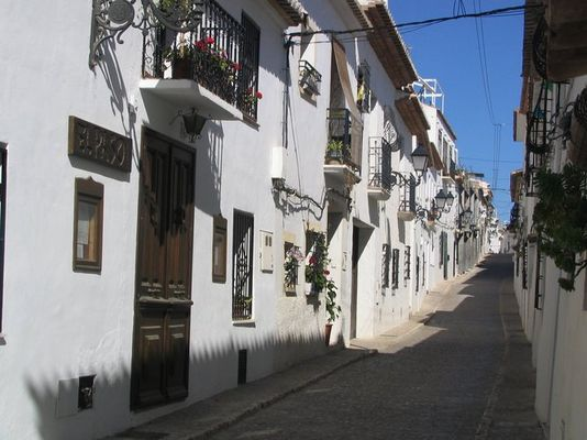 Altea - Spain