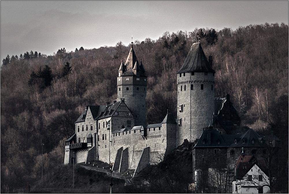 Altena - die Burg