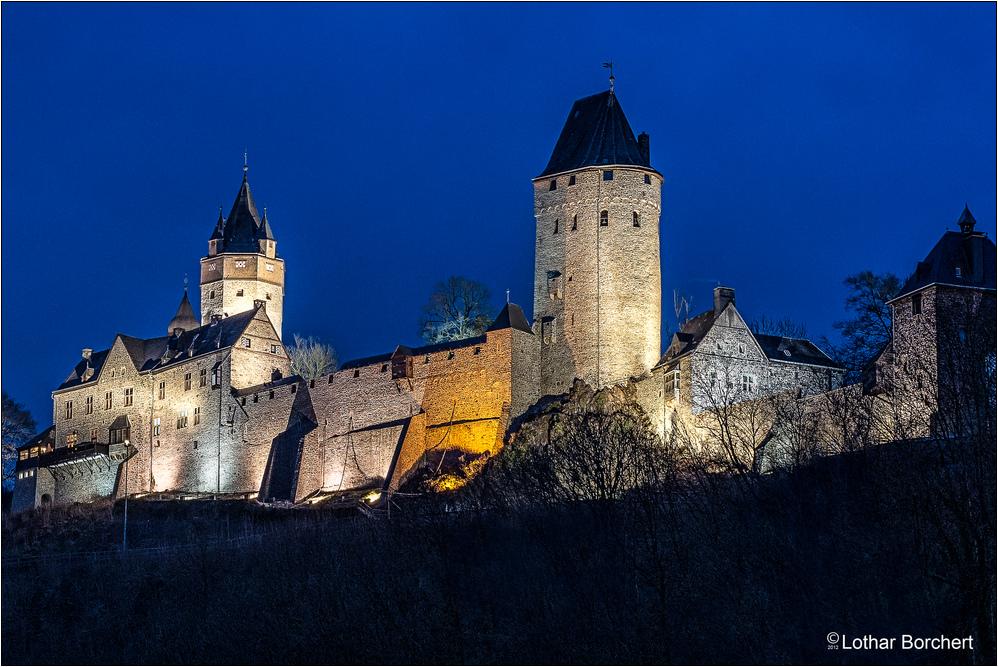 Altena - die Burg*