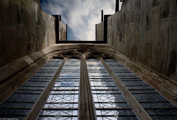 Altenberger Dom Fenster (außen)