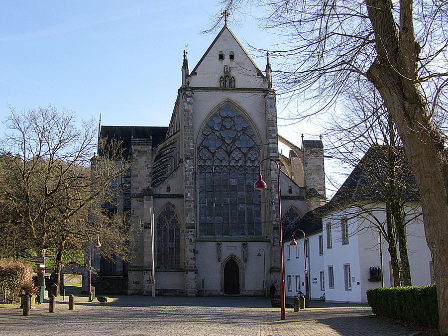 Altenberger Dom - Westfassade