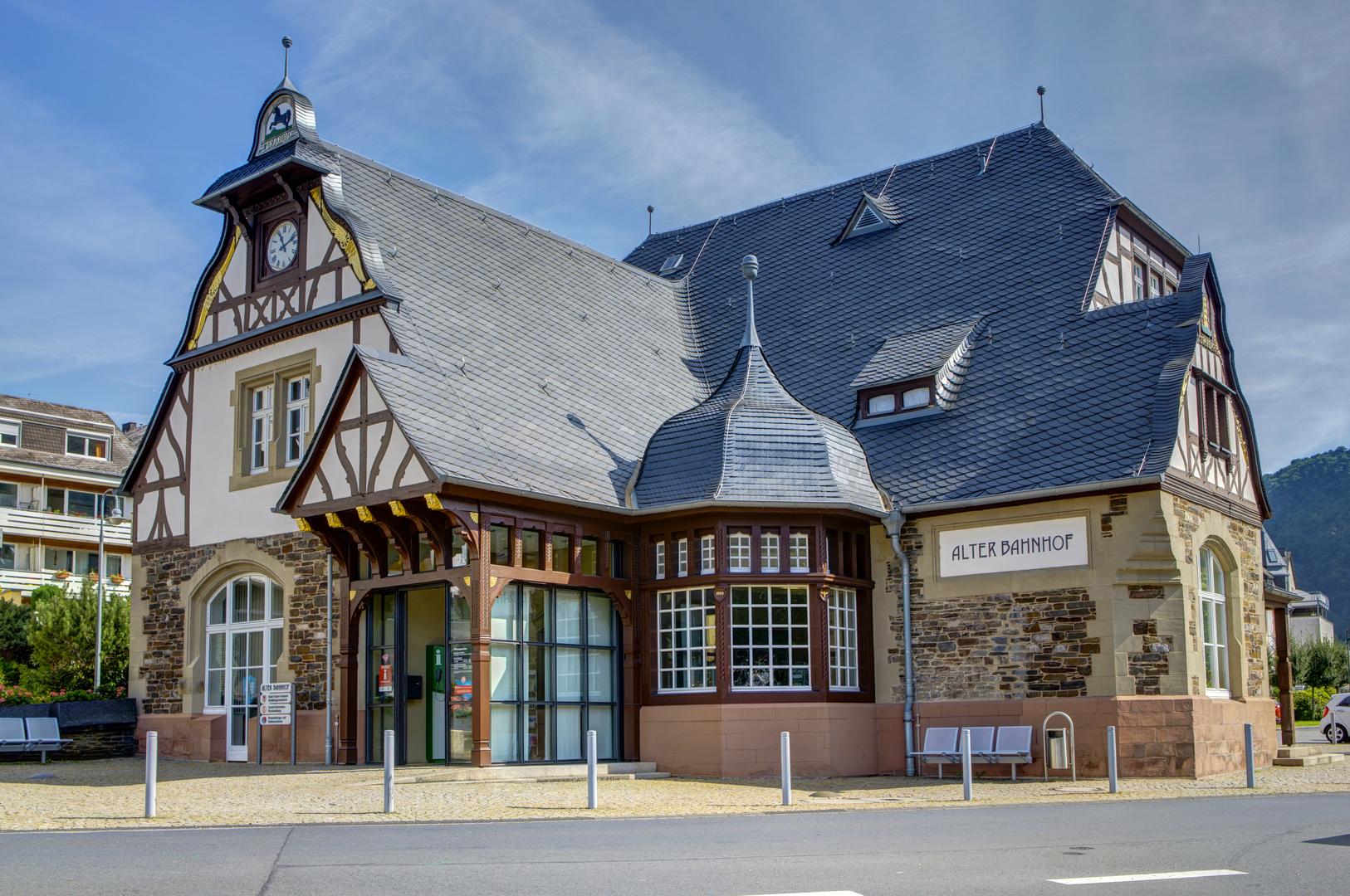 Alter Bahnhof Kaufen