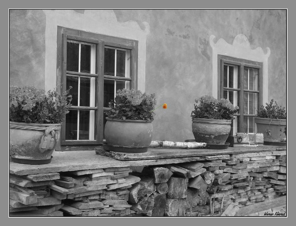 Alter Bauernhof in Prien/Chiemsee