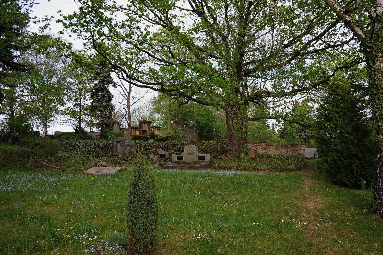 Alter Bergfriedhof Mölkau #7