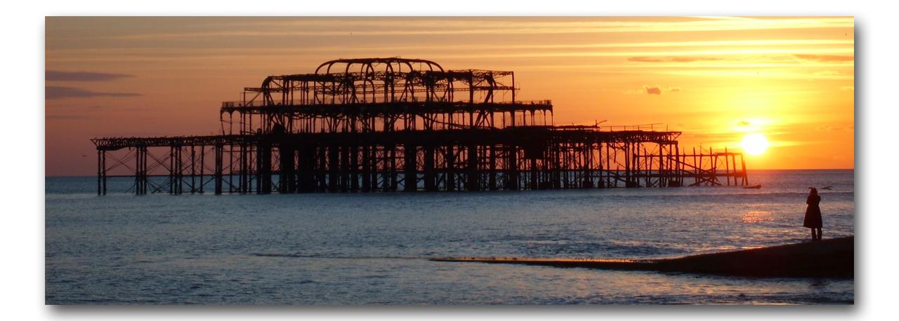 Alter Brighton Pier