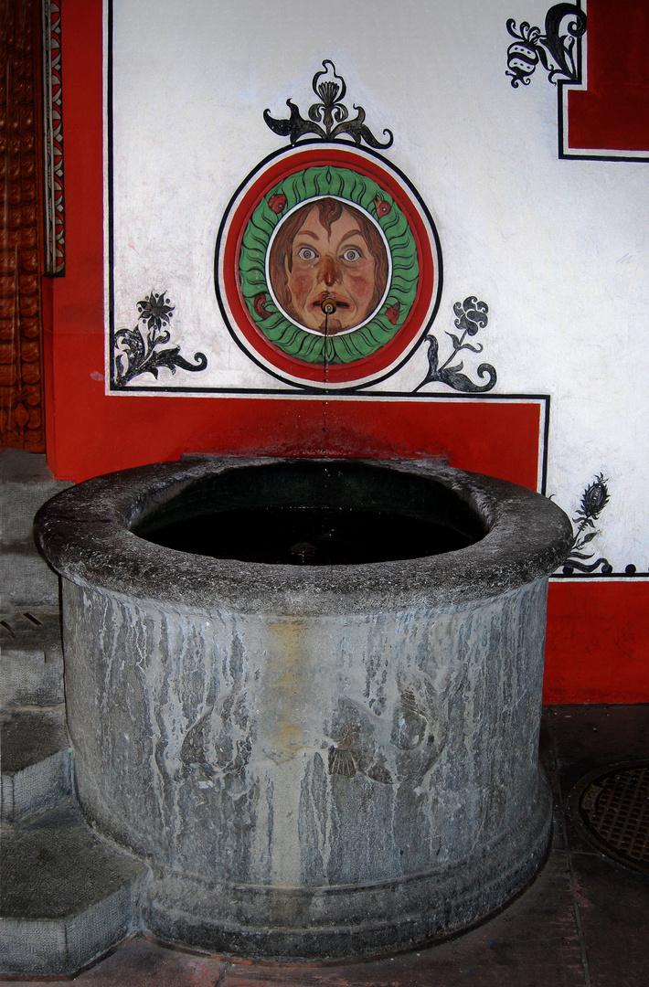 ... alter Brunnen