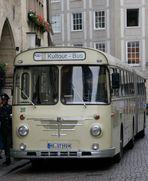Alter Büssing Bus