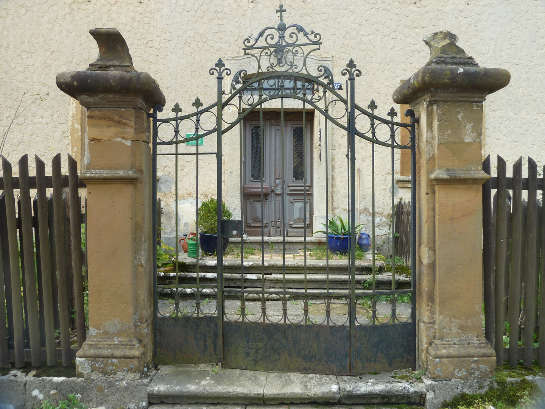 Alter Eingang