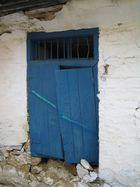Alter Eingang in Arnea Griechenland