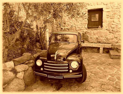 alter Fiat....