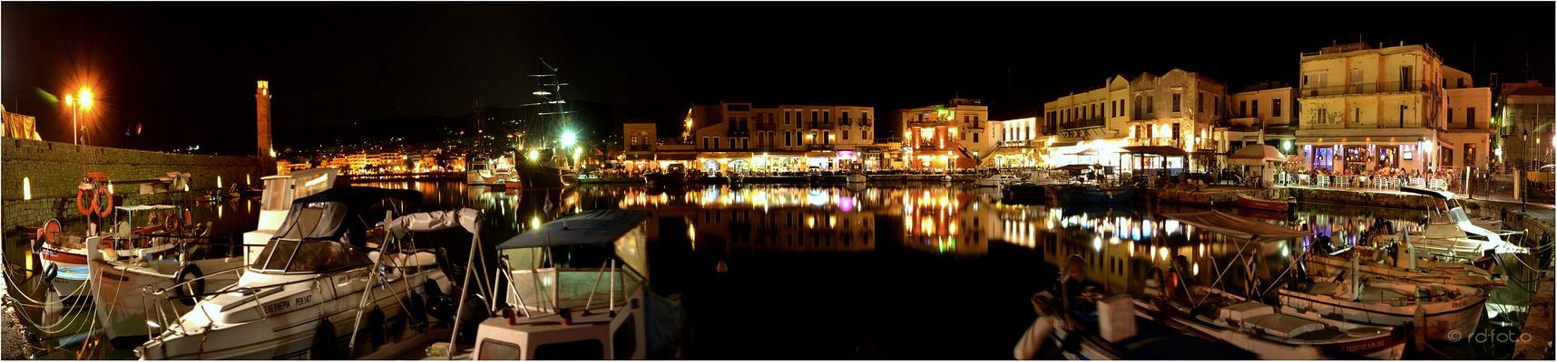 Alter Fischereihafen Rethymnon, Kreta