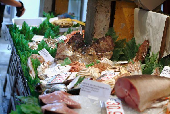 Alter Fischmarkt Pescheria