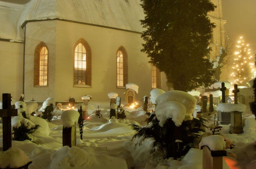 Alter Friedhof Berchtesgaden I