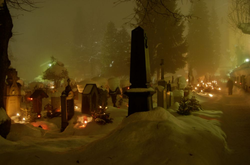 Alter Friedhof Berchtesgaden IV