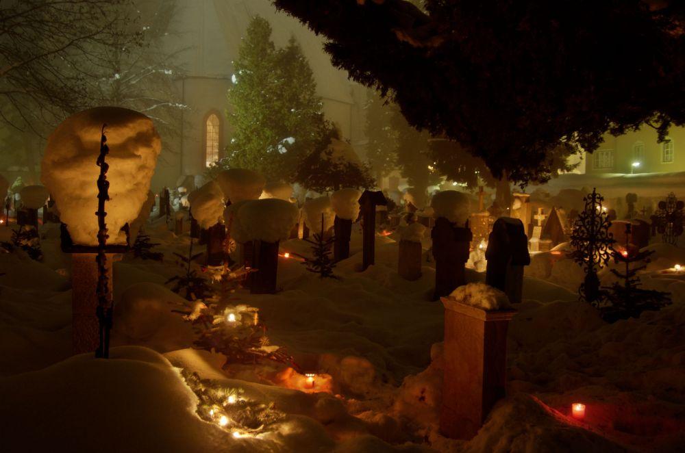 Alter Friedhof Berchtesgaden VI