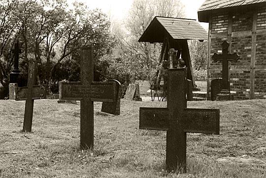 Alter Friedhof in Peenemünde (Usedom)