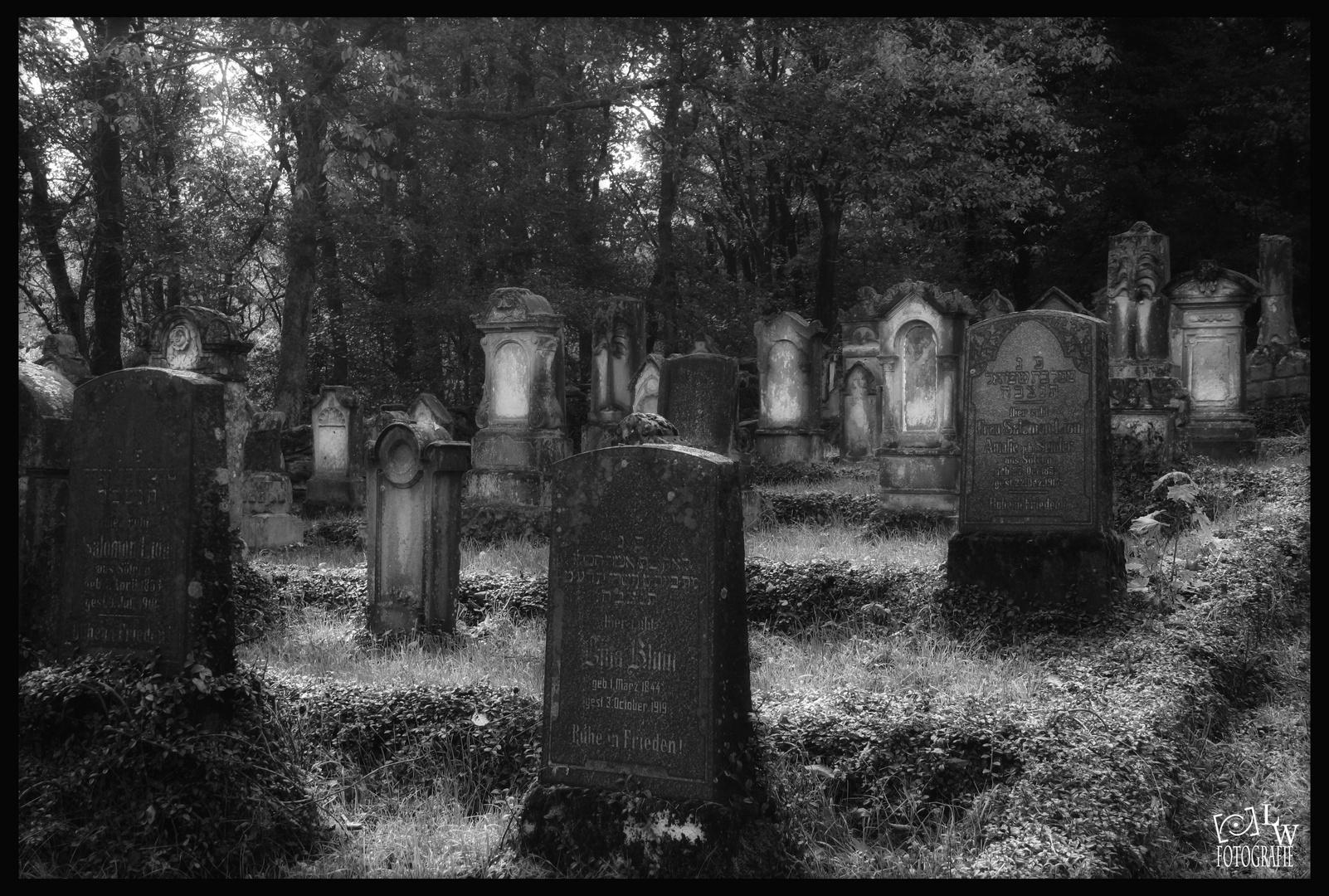 Alter Friedhof in Soetern