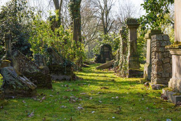 "Alter Friedhof ""SEGEROTH"""