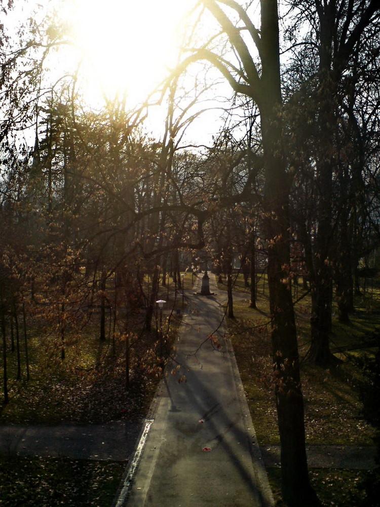 Alter Friedhofweg - Luzern
