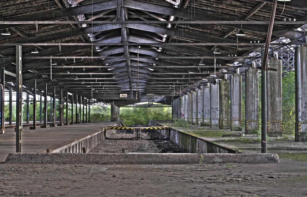 Alter Güterbahnhof - Duisburg