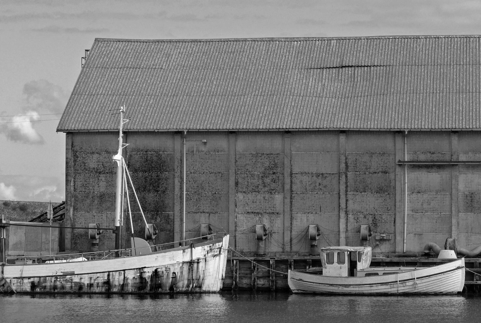 alter Hafen, Rudkobing / Langeland