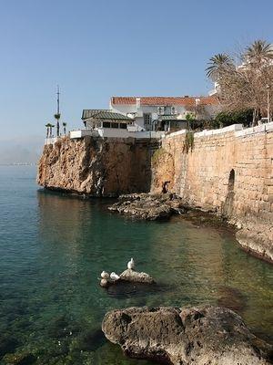 Alter Hafen von Antalya