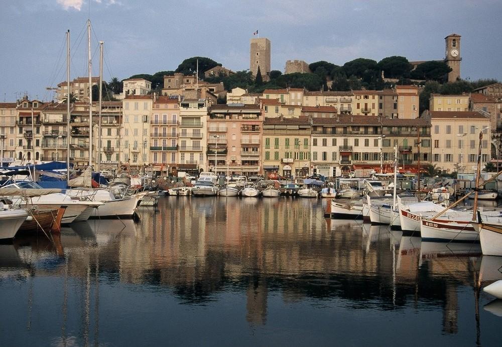 Alter Hafen von Cannes