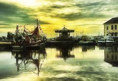 Alter Hafen von Honfleur