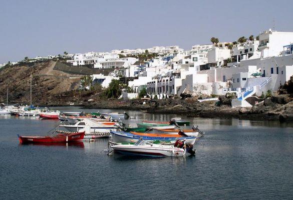 Alter Hafen von Puerto Carmen