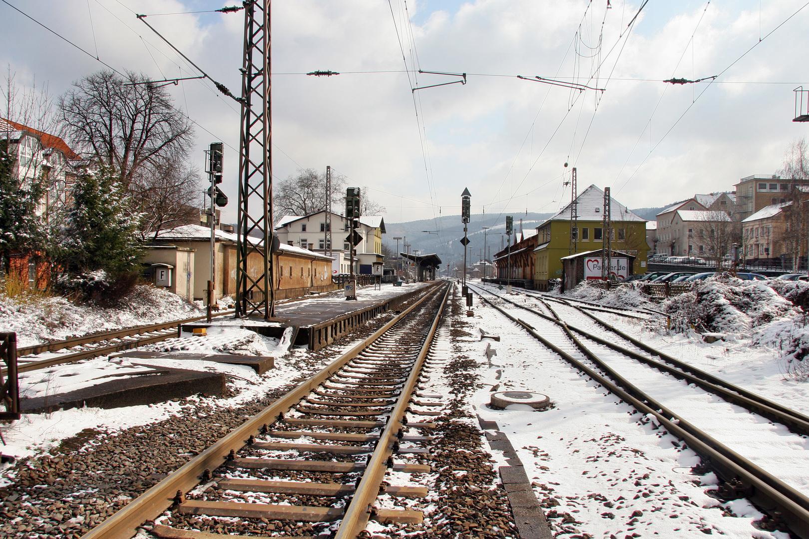 Alter Hohenlimburger Bahnhof
