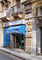 alter Laden in Valetta