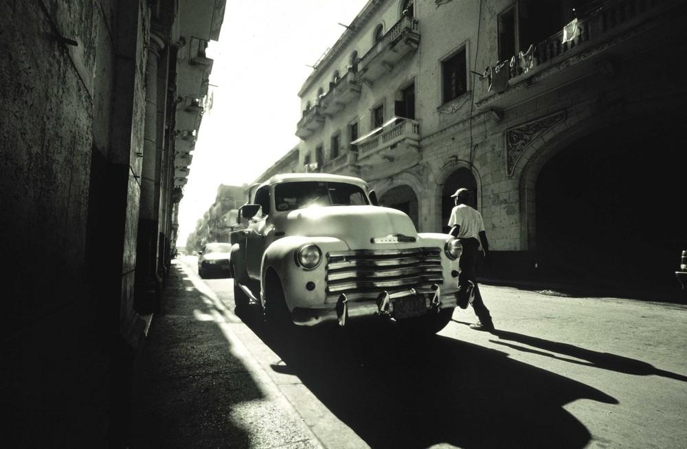 Alter Laster in Havanna