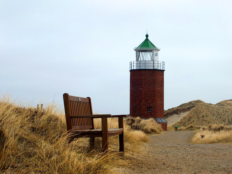Alter Leuchtturm bei Kampen