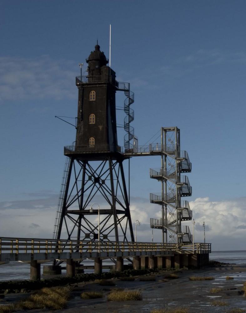 Alter Leuchtturm Dorum