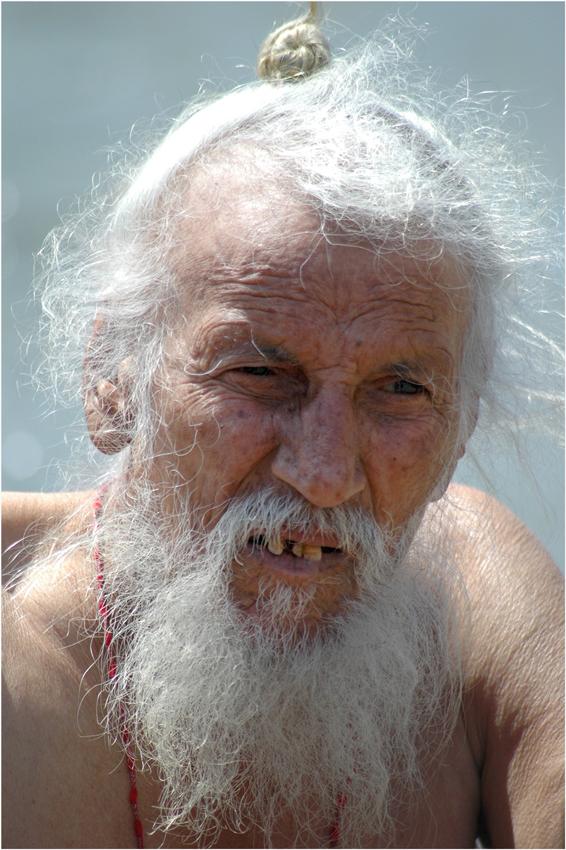 Alter Mann am Ganges Foto  Bild  asia india south asia Bilder