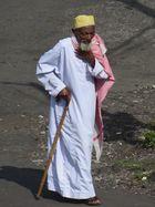 Alter Mann auf den Komoren