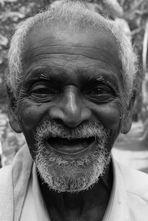 Alter Mann aus Kerala