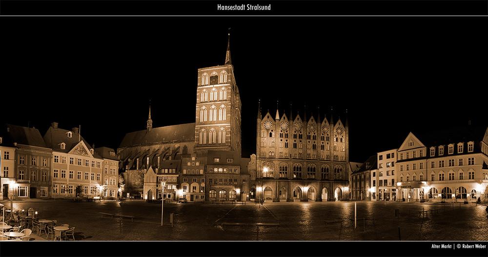 Alter Markt Stralsund