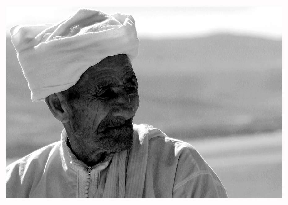Alter Maroccaner sw